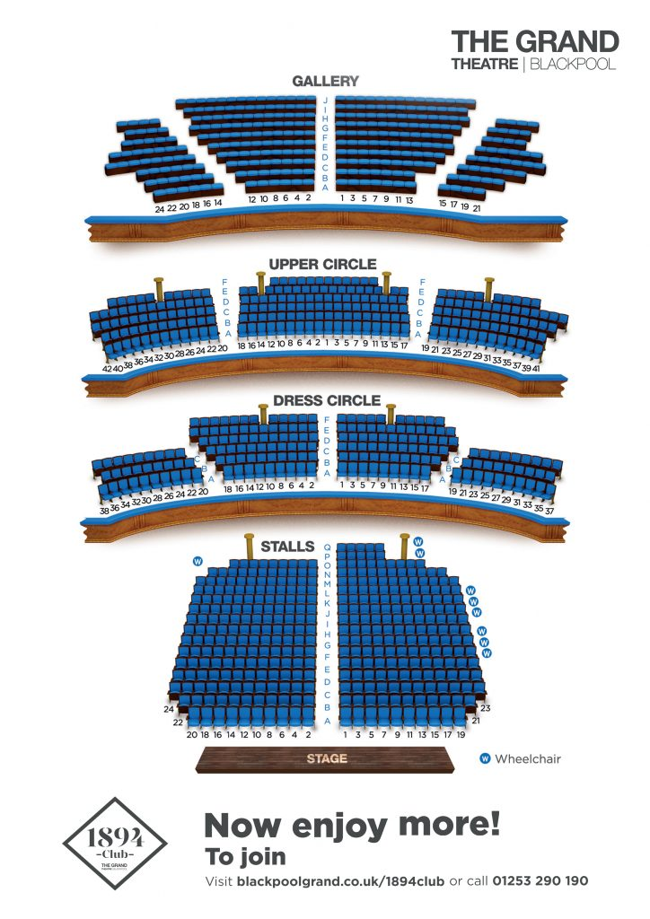 Seating Plan Image