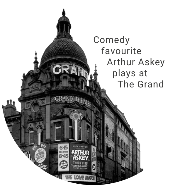 Image of the Grand Theatre, Blackpool